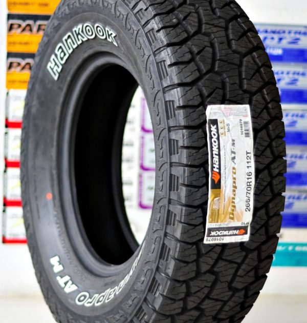 A Plus Tire Hankook AT-M RF10 001