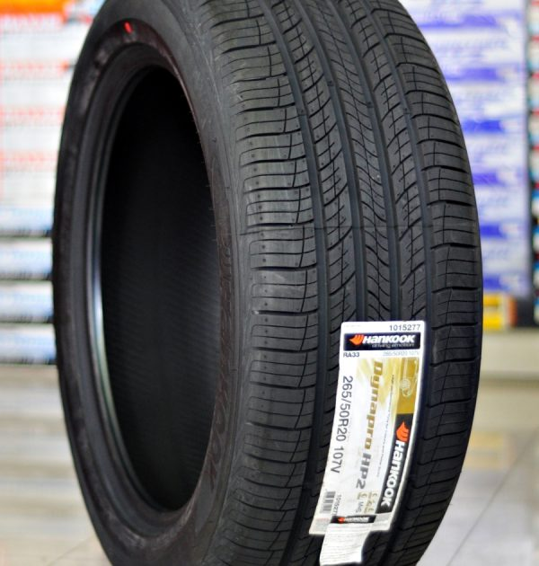 A Plus Tire Hankook HP2 RA33 001